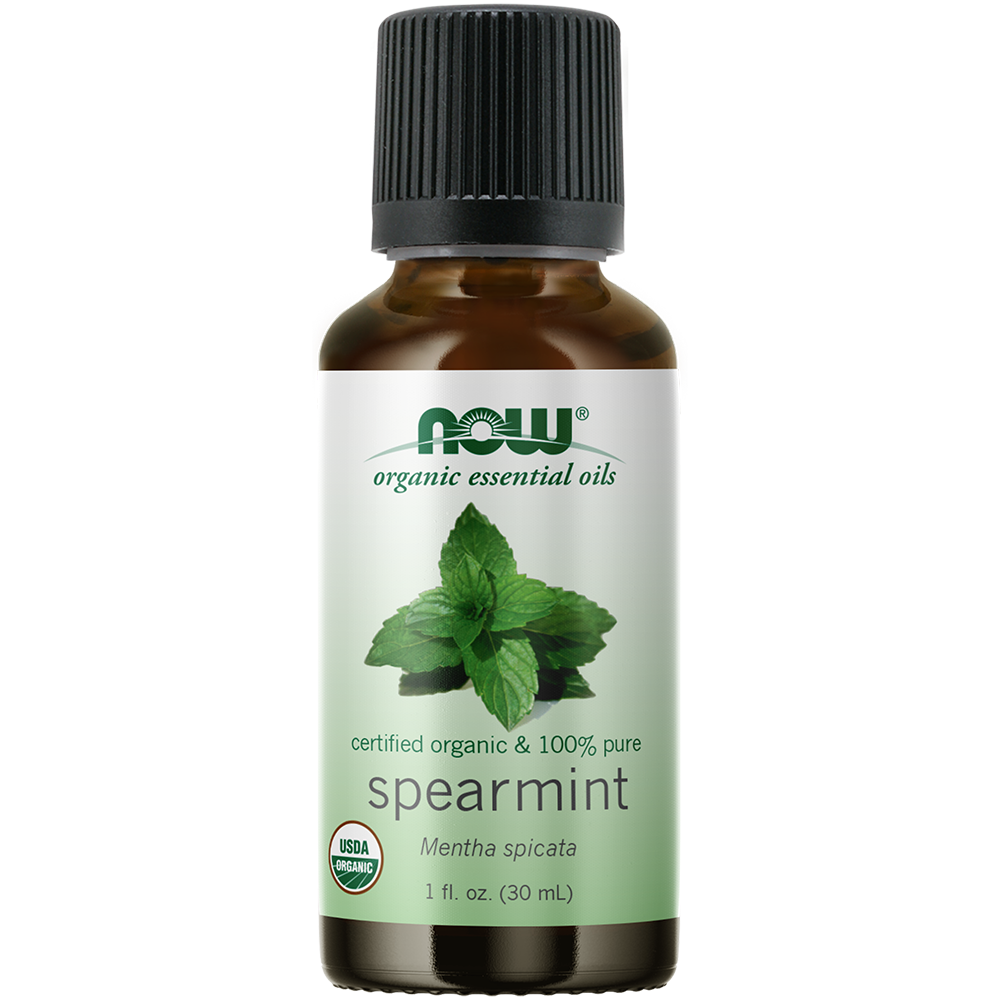 Now Foods - Spearmint Oil, Organic