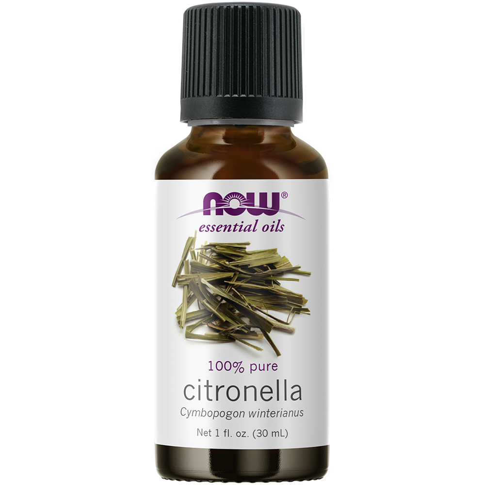 Now Foods - Citronella Oil