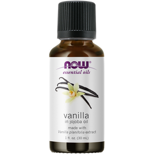 Now Foods - Vanilla Oil Blend