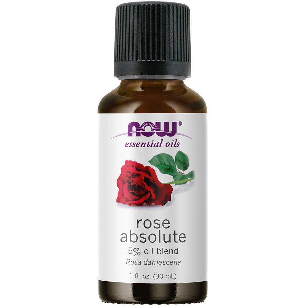 Now Foods - Rose Absolute Oil Blend