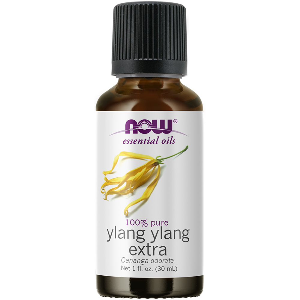 Now Foods - Ylang Ylang Oil