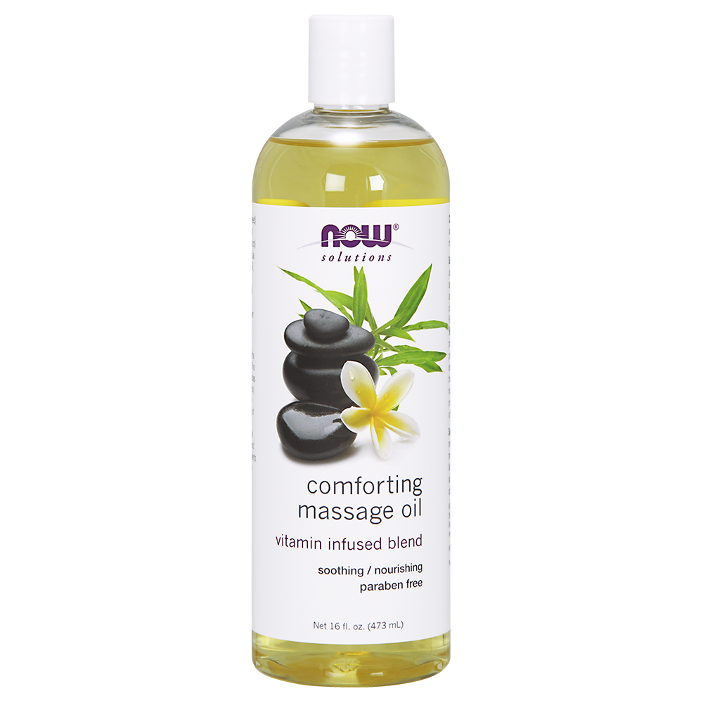 Now Foods - Comforting Massage Oil