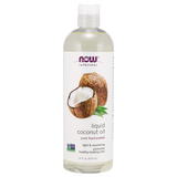 Now Foods - Liquid Coconut Oil