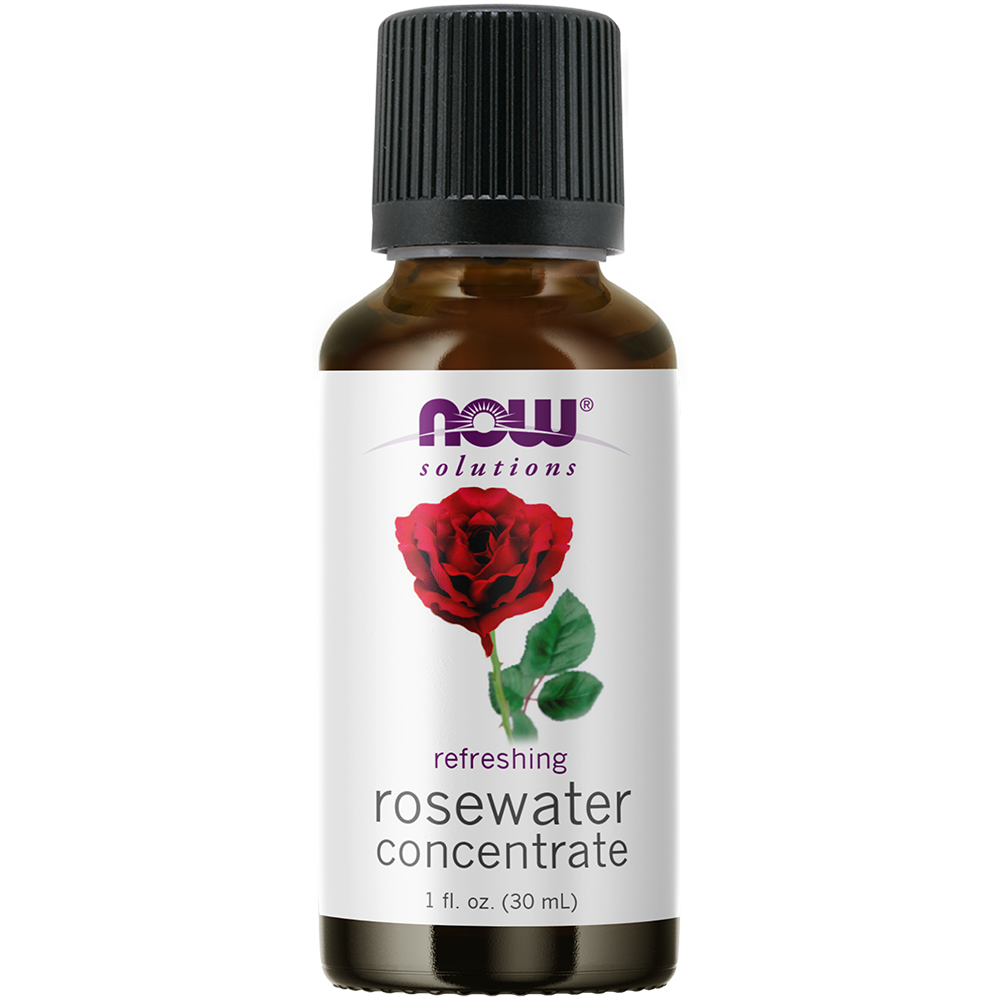 Now Foods - Rosewater Concentrate