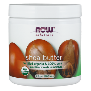 Now Foods - Shea Butter, Organic