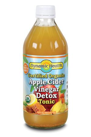 Dynamic Health - APPLE CIDER VINEGAR DETOX TONIC