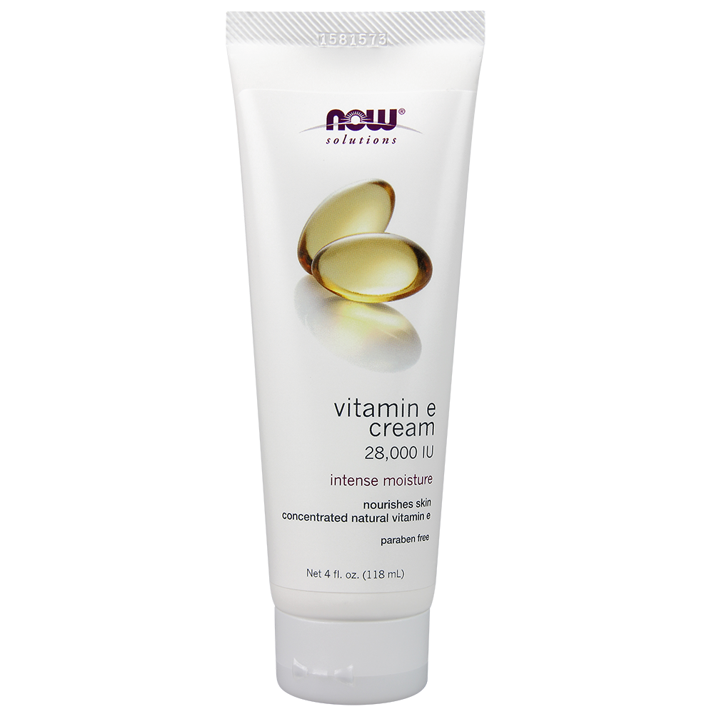 Now Foods - Vitamin E Cream 28,000 IU