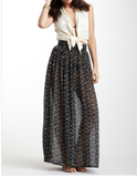 Butterfly Palazzo Pant