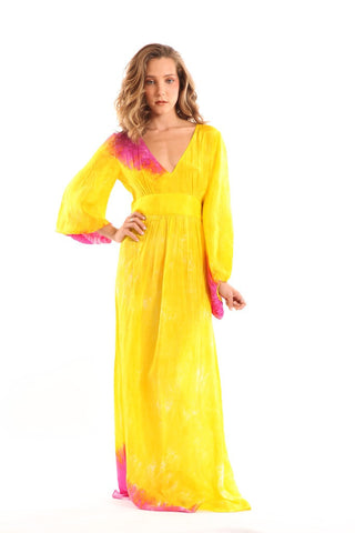 products/Cay_Cay_Caftan_Ballon_Dress_Lemon_Fushia.jpeg
