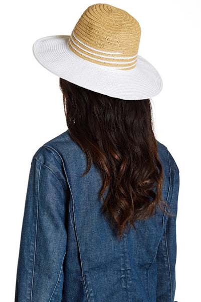 Tulum Hat -White