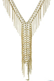 Tali Fringe Necklace