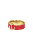 Anchor enamel Band-Red
