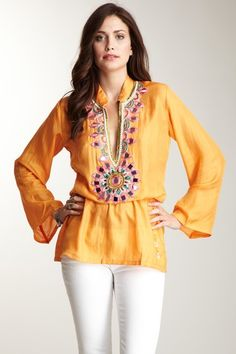 Indian Summer Tunic