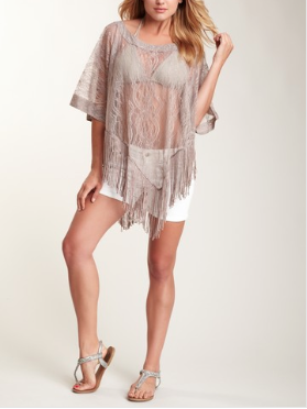 Chantilly Lace Cover Up