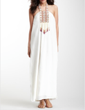 Marrakesh Tie Back Long Dress