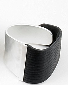 Leather Metal Cuff