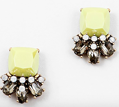 Chicklet Earring