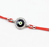 Evil Eye Red Thread Bracelet