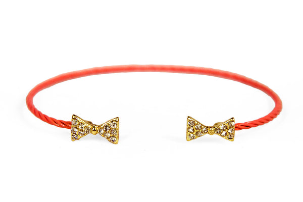 Bowtie Bangle