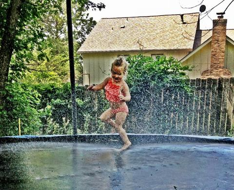 20 Fun Things To Do on a Trampoline