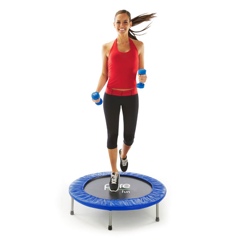 Pure Fun Exercise Trampolines