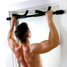 Load image into Gallery viewer, Pure Fitness Adjustable Multi-Purpose Doorway Pull-Up Bar