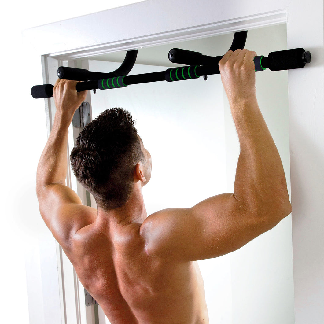 Pure Fitness Adjustable Multi-Purpose Doorway Pull-Up Bar
