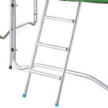 Load image into Gallery viewer, Pure Fun 3 Step Steel Universal Trampoline Ladder 9303TL