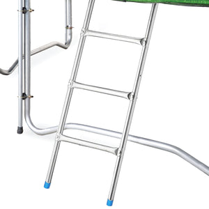 Pure Fun 3 Step Steel Universal Trampoline Ladder 9303TL