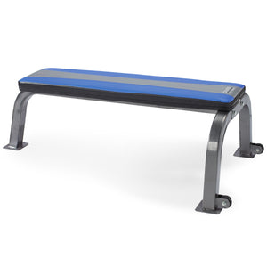Pure Fitness Portable Flat Bench, Weight Bench - Pure Fun