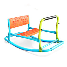 Load image into Gallery viewer, Pure Fun Single Rocker Kids Seesaw, Indoor or Outdoor - Pure Fun