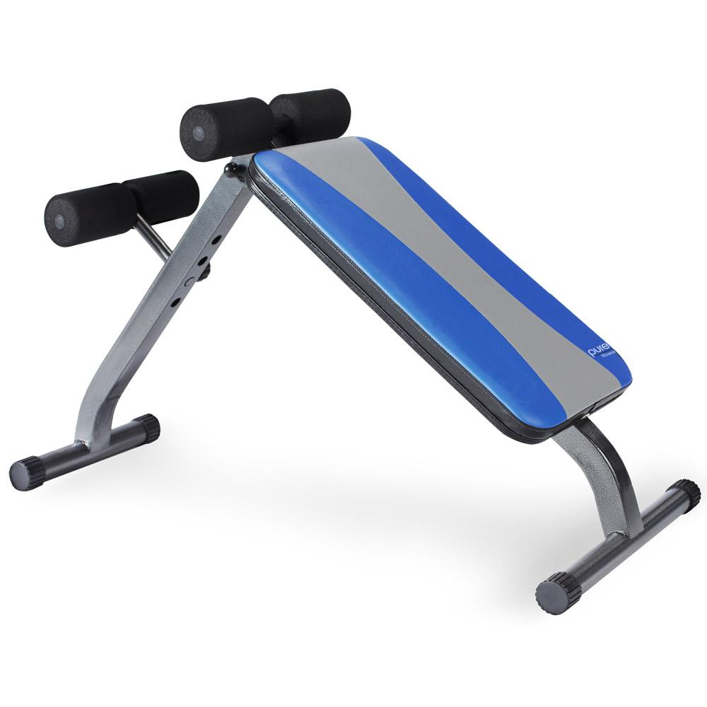 Replacement Parts For Pure Fitness Ab Crunch Sit Up Bench Pure Fun Pure Fun