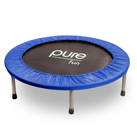 Pure Fun 38-inch Exercise Trampoline - Pure Fun