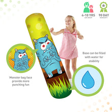 Load image into Gallery viewer, Pure Boxing Monster Mash Inflatable Punching Bag for Kids - Pure Fun