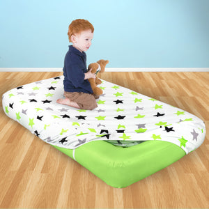 Air Comfort Dream Easy Kids Air Mattress with Cover - Pure Fun