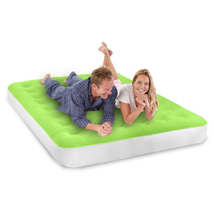 Air Comfort Dream Easy Queen Size Air Mattress with Built-in Pump - Pure Fun
