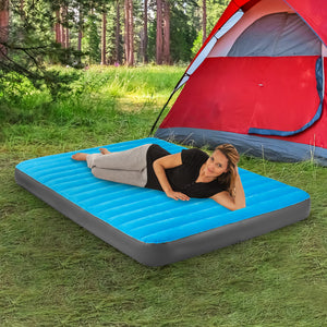 Air Comfort Camp Mate Queen Size Air Mattress - Pure Fun
