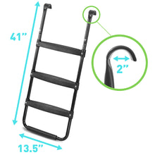 Load image into Gallery viewer, Pure Fun Wide 3-Step Universal Trampoline Ladder