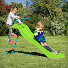 Load image into Gallery viewer, Kids Playground, Wavy Slide, Indoor or Outdoor, 6-Foot - Pure Fun