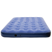 Load image into Gallery viewer, Pure Comfort Full Size 9-inch Air Mattress with External Battery Pump
