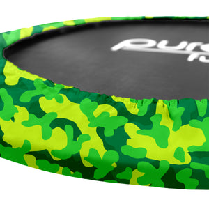 Pure Fun 48-inch Super Jumper Kids Trampoline - Camo - Pure Fun