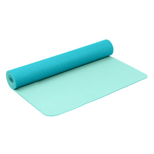 Life Energy 4mm Premium TPE EkoSmart Yoga Mat - Zen Drop - Pure Fun