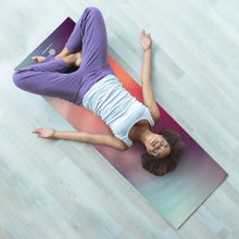 Load image into Gallery viewer, Life Energy 6mm Reversible Non-Slip Yoga Mat - Karuna - Pure Fun