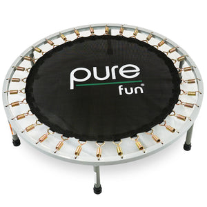 Pure Fun 38-inch Exercise Trampoline, Rebounder - Pure Fun