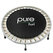Load image into Gallery viewer, Pure Fun 40-inch Exercise Trampoline, Rebounder - Pure Fun