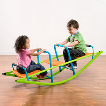 Load image into Gallery viewer, Pure Fun Kids Rocker Seesaw, Indoor or Outdoor - Pure Fun