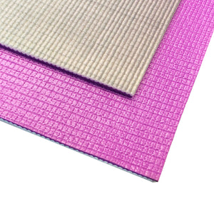 Life Energy 6mm Reversible Non-Slip Yoga Mat - Karuna - Pure Fun