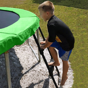 Pure Fun Wide 2-Step Universal Trampoline Ladder - Pure Fun