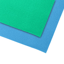 Load image into Gallery viewer, Life Energy 6mm Reversible Non-Slip Yoga Mat - Green, Blue - Pure Fun