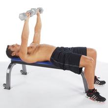 Load image into Gallery viewer, Pure Fitness Portable Flat Bench, Weight Bench - Pure Fun